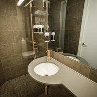 Arken Hotel & Art Garden Spa Bathroom