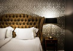 Hôtel Eggers - กอเทนเบิร์ก - ห้องนอน