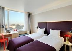 Azimut Hotel St. Petersburg - เซนต์ปีเตอร์สเบิร์ก - ห้องนอน
