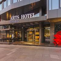 Arts Hotel Istanbul Bosphorus Hotel Entrance