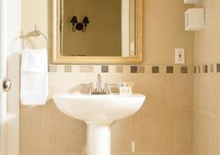 Le Saint-Pierre, Auberge Distinctive - ควิเบก - ห้องน้ำ