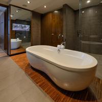 Hotel 71 Salle de bain de la Suite Penthouse