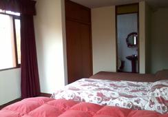 Hostal Victor - ลิมา - ห้องนอน