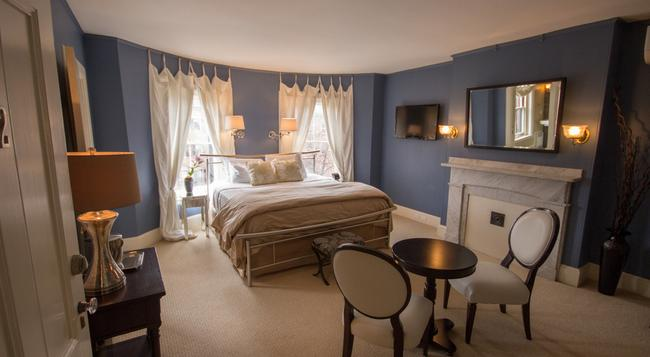 14 Union Park Bed And Breakfas - Boston - Bedroom