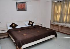 Hotel Sangam - ชัยปุระ - ห้องนอน