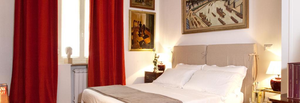 B&B La Maison - Rome - Bedroom