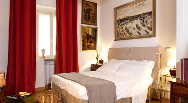 La Maison - Rome - Bedroom