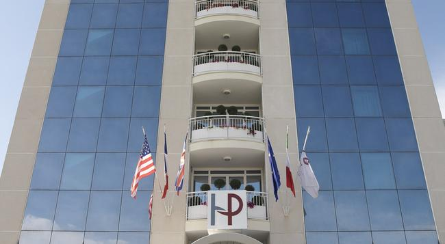 Papillo Hotels & Resorts Roma - Rome - Building
