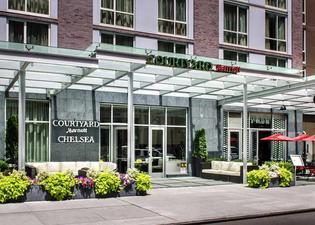 Courtyard by Marriott New York Manhattan Chelsea