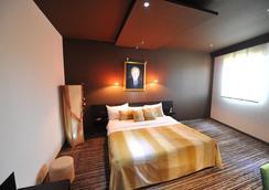 Design Hotel Mr President - เบลเกรด - ห้องนอน