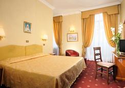 Hotel Bled - โรม - ห้องนอน