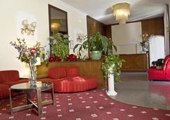 Hotel Bled - โรม - ล็อบบี้