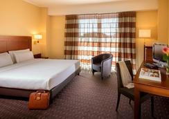 Hotel Capannelle - โรม - ห้องนอน