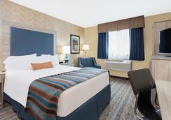 Baymont Inn & Suites Spokane Valley - สโปเคน - ห้องนอน