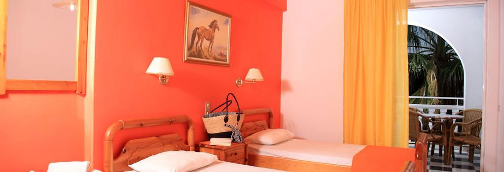 Daisy Zakynthos Apartments - Zakynthos - Bedroom