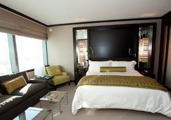 Jet Luxury at the Vdara Condo Hotel - ลาสเวกัส - ห้องนอน