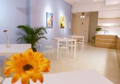 Orange Pekoe Guesthouse - กัวลาลัมเปอร์ - ร้านอาหาร