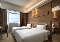 Cititel Express Penang - จอร์จทาวน์ (ปีนัง) - ห้องนอน