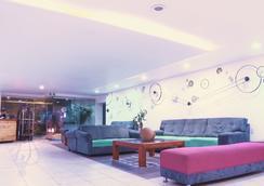 Hotel Fontan Reforma - เม็กซิโกซิตี้ - ล็อบบี้