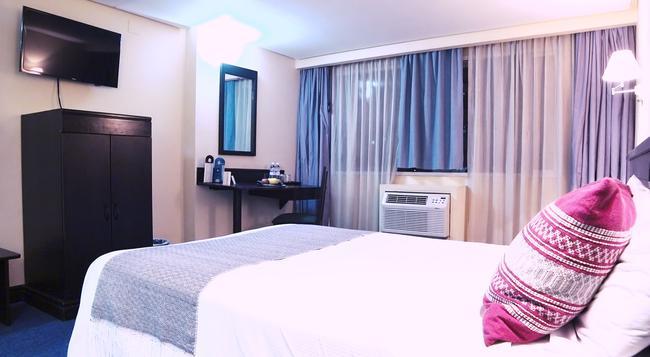 Hotel Fontan Reforma Mexico - Mexico City - Bedroom