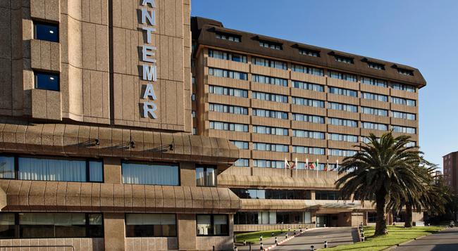Hotel Santemar - Santander - Building