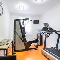 Kyriad Chambéry Centre - Curial Fitness Facility