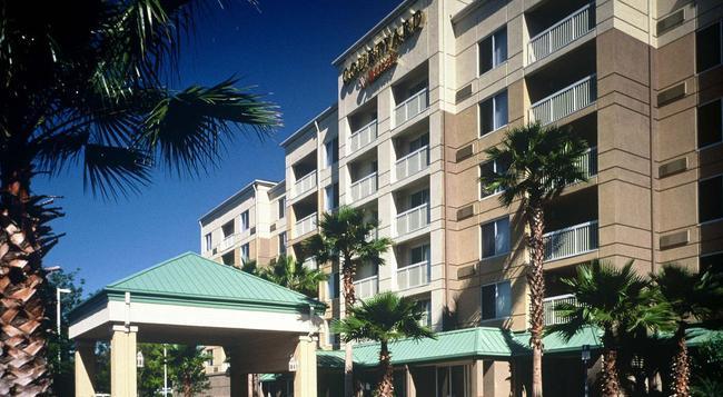 Courtyard by Marriott Orlando Downtown - Orlando - Building