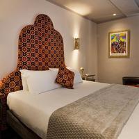 HT6 Hotel Guestroom