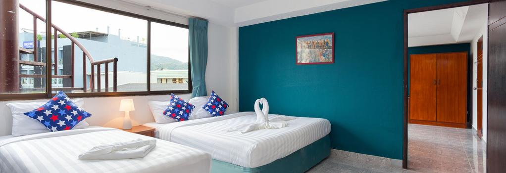 Simple Boutique Seabreeze - Patong - Bedroom