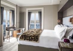 The Ritz-Carlton, Hotel de la Paix, Geneva - เจนีวา - ห้องนอน