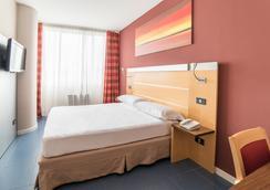 Idea Hotel Milano San Siro - มิลาน - ห้องนอน
