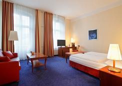 Azimut Hotel Kurfuerstendamm Berlin - เบอร์ลิน - ห้องนอน