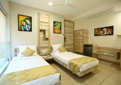 Treebo Daksh Residency - อินดอร์ - ห้องนอน