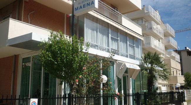 Hotel Maena - Rimini - Building