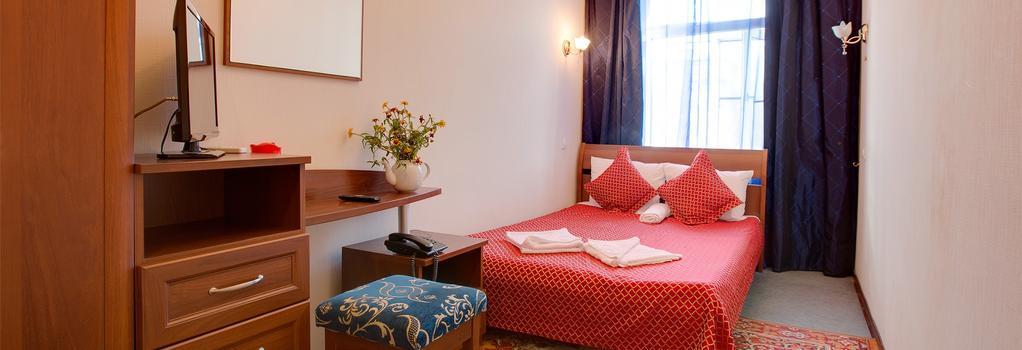 Alyye Parusa na Fontanke - Saint Petersburg - Bedroom