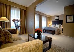Beaufort Hotel - ลอนดอน - ห้องนอน