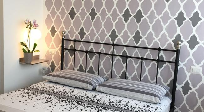 B&B Monteverdi - Florence - Bedroom