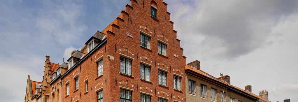 Hotel Jacobs Brugge - Bruges - Building
