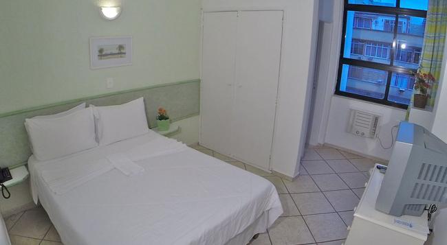 Hotel San Marco - Rio de Janeiro - Bedroom