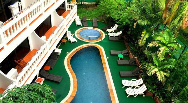 Inn Patong Hotel Phuket - Patong - Pool
