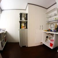 Hostel Escapa2 In-Room Kitchen