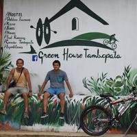 Green House Tambopata Exterior