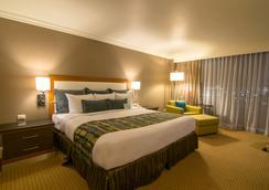 Hotel Lucerna Ciudad Juarez - ซิอูแดด จอเรซ - ห้องนอน