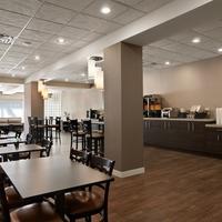 Days Inn Chicago Breakfast Room