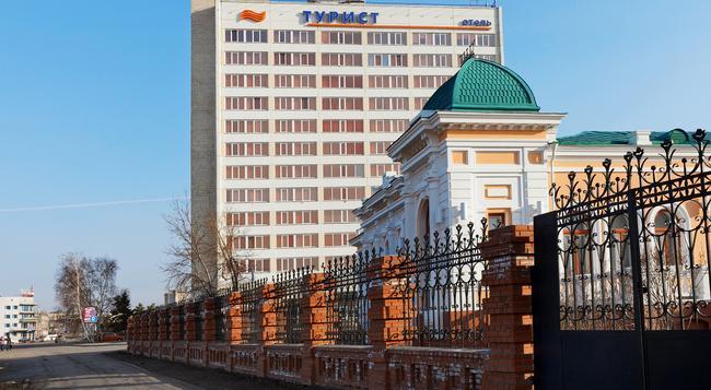 Tourist - Omsk - Building