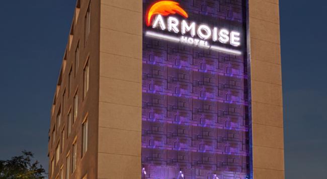 Armoise Hotel - Ahmedabad - Building