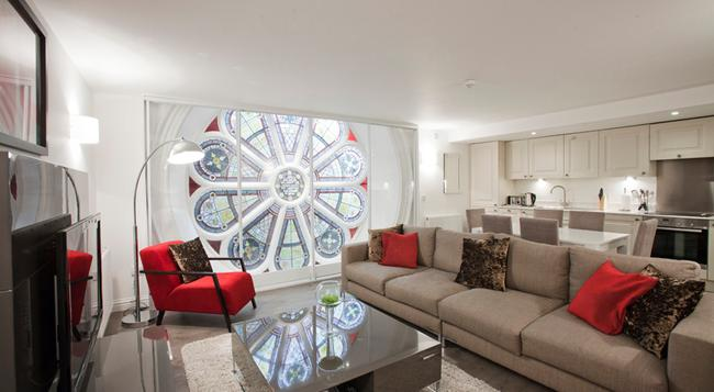 Apple Apartments Aberdeen - Aberdeen - Living room
