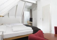 City Inn Hotel Leipzig - ไลพซิก - ห้องนอน