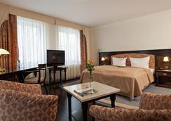 Hotel Villa Weltemühle Dresden - เดรสเดน - ห้องนอน