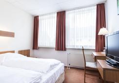 Days Inn Dortmund West - ดอร์ทมุส - ห้องนอน